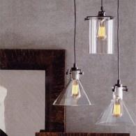 Roost pendant lights