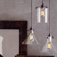 Roost pendant lights