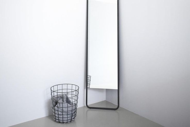 Update your modern rooms by introducing a new mirror into the space. From sleek minimalist frames to elegant leather wall hangings, this assortment of mirrors will add another dimension to your rooms.