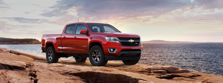 """Nearly 40 MPG (Imperial) in a crew-cab truck?  Don't show Karen ... she'll be wanting one!  """"For 2016, an all-new available Duramax® 2.8L Turbo Diesel has been added to the engine lineup and provides the ultimate combination of power and fuel efficiency.""""…"""