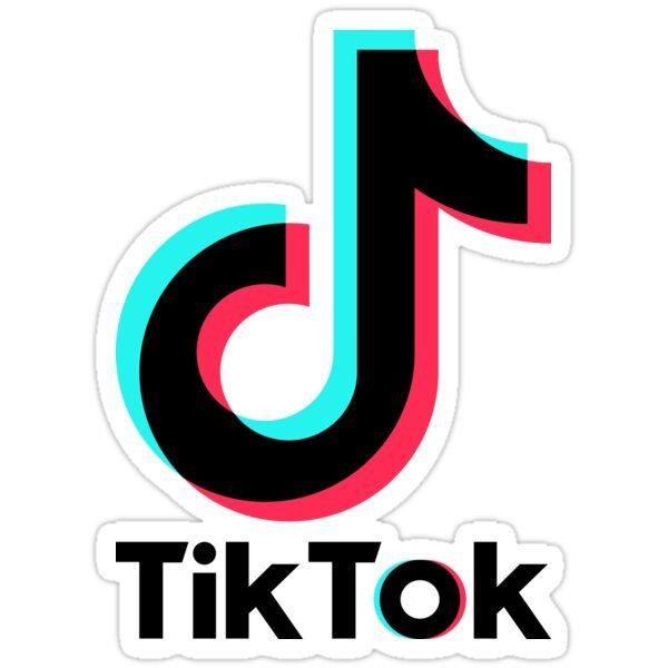Tiktok Sticker By Artbyalyssa Logos Brand Stickers Snapchat Logo