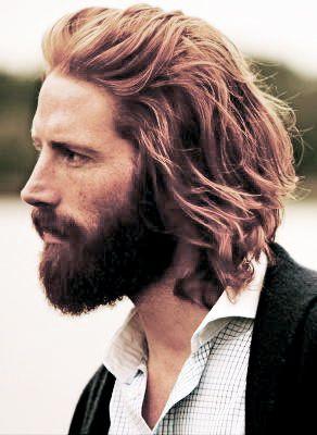 HAIR and BEARD!!  #JESUSbeard