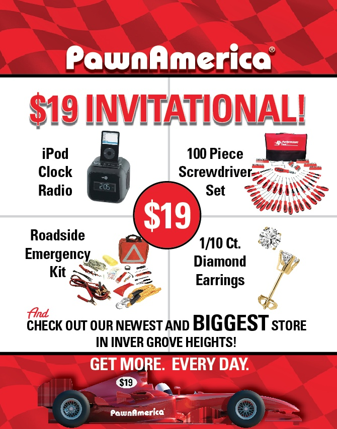 pawn america father's day sale