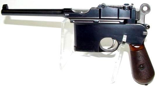 wisbenbae: Senjata api Nazi dalam WW II
