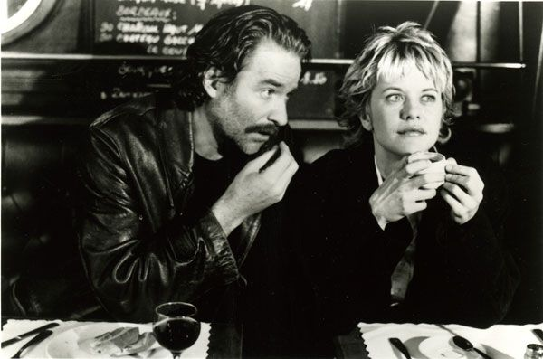 Kate & Luc | French Kiss (1995)    #megryan #kevinkline #couples