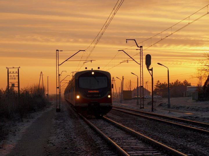 REGIO 14 Tarnów-Kraków, Rzezawa 13.03.2009 fot. Andrzej Brzeźny