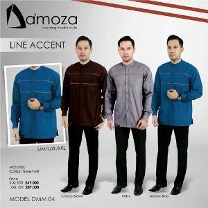 Baju Kemeja Pria Damoza for Man DMM 004