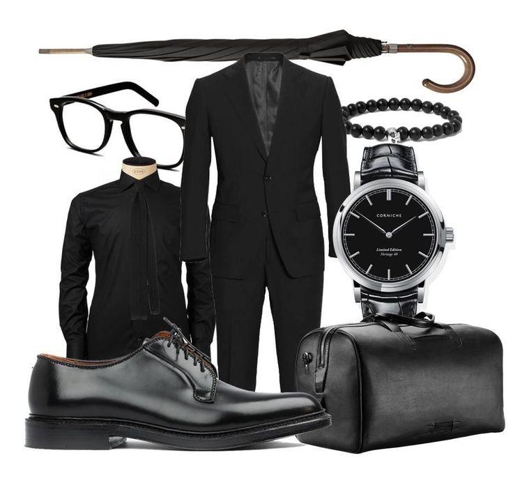 Style GuideGentleman's Essentials