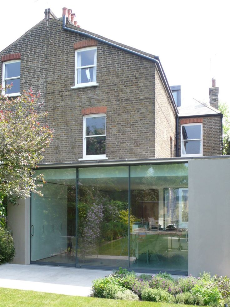VCDesign is liking this Side return with courtyard