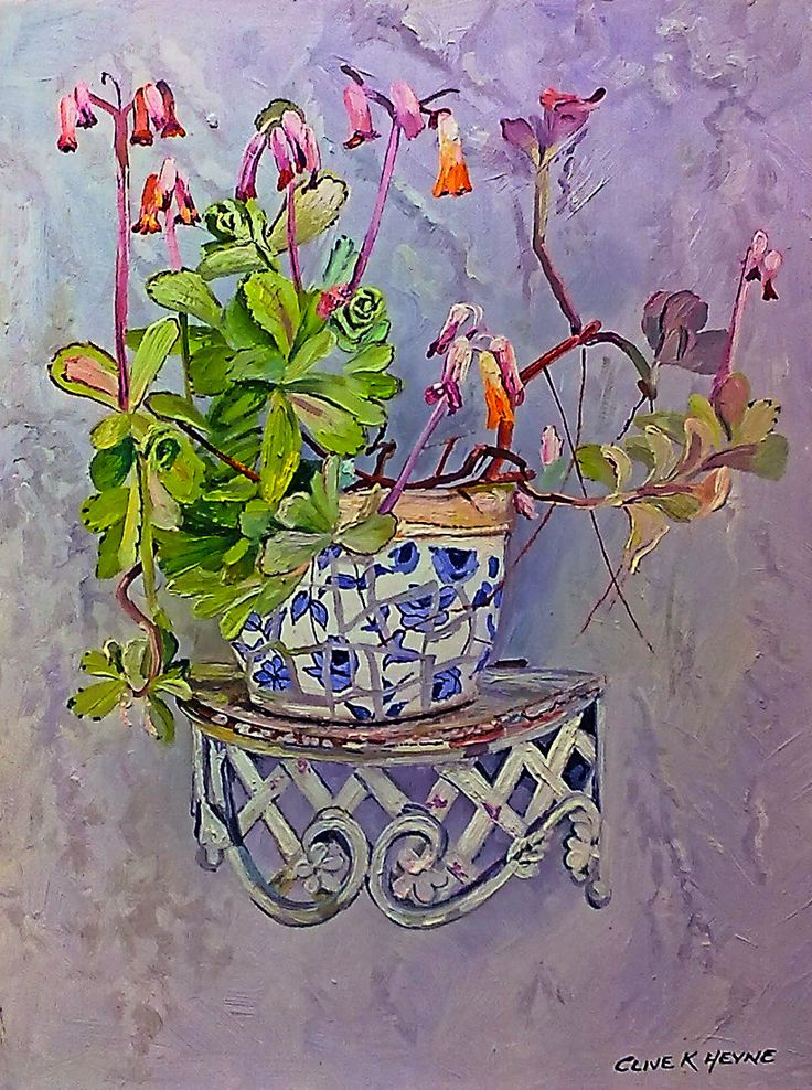 """"""" Floral Still Life""""  300 x 400mm ( 16 x 12 inches) - oils & brush on board   THIS PAINTING HAS BEEN SOLD"""
