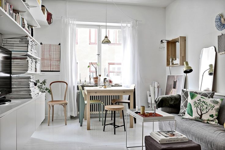 25 beste idee n over klein appartement wonen op pinterest decoratie klein appartement klein - Klein appartement optimaliseren ...