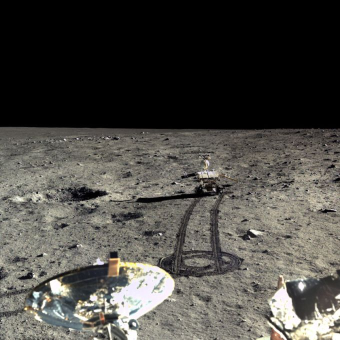 China Just Released True Color HD Photos Of The Moon  This month the China National Space Administration released all of the images from their recent moon landing to the public.There are now hundreds and hundreds of never-before-seen true color high definition photos of the lunar surface available fordownload. The images were taken a few years ago by cameras on the Change 3 lander and Yutu rover. In December of 2013 China joined Read More  Source : http://ift.tt/1Ppgk8a  Filed under: Live…