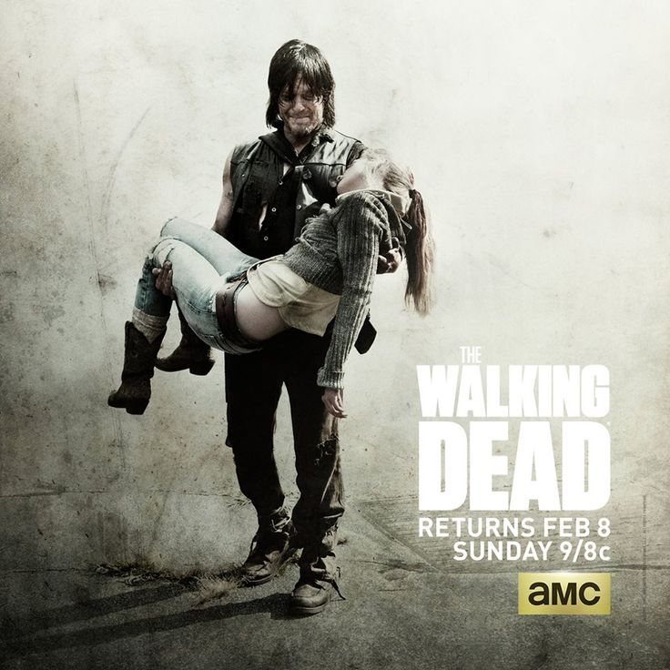 """walking dead new season feb 8   ... TV Showdown — THE WALKING DEAD — """"Coda"""" (Season 5, Episode 8"""