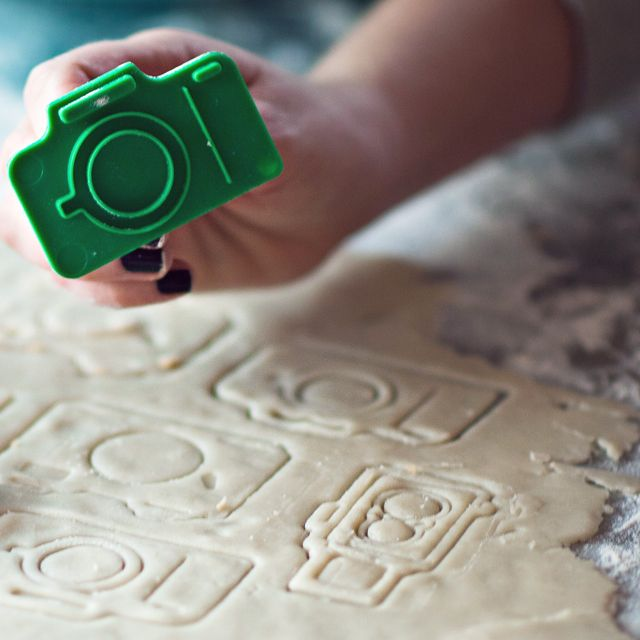Fancy - Camera Cookie Cutters. @RJ Pradeepa Rao this is for you!!