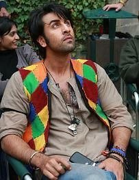 Ranbir Kapoor - Colored Jacket movie Rockstar