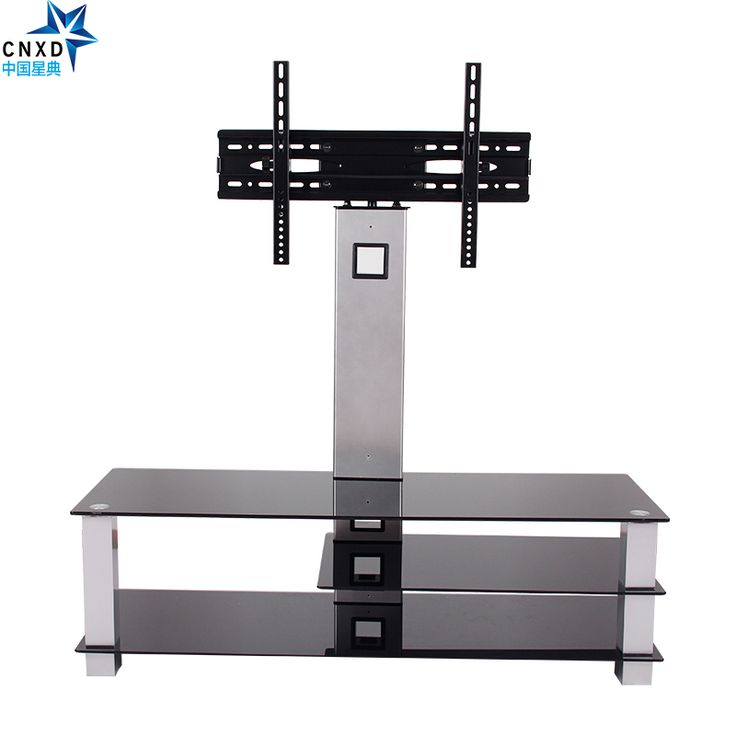 ">> Click to Buy << Universal Tilting Adjustable LCD LED Flat Screen TV Table Top Desk Stand with Glass Base fits 32"" to 65""  #Affiliate"