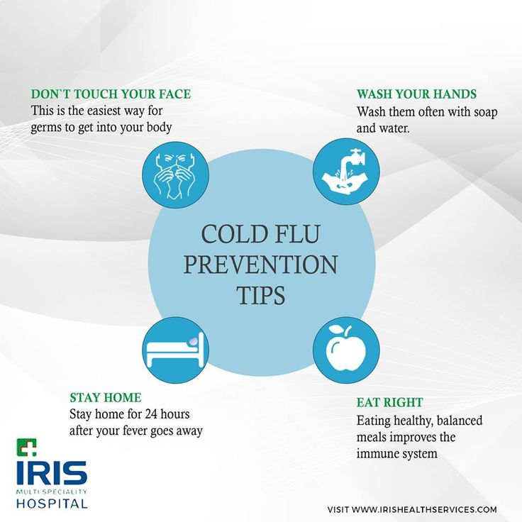 Prevention is always better than cure. Here are a few tips to keep the dreadful common cold at bay!