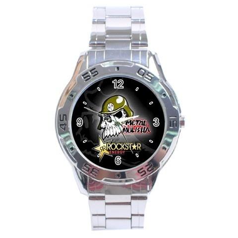 Mulisha Monster Rockstar Sport Metal Watch