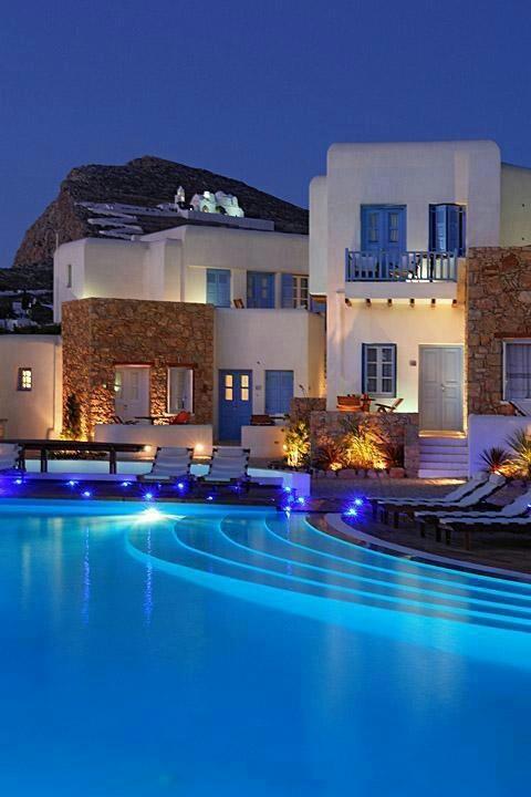 Folegandros Chora resort