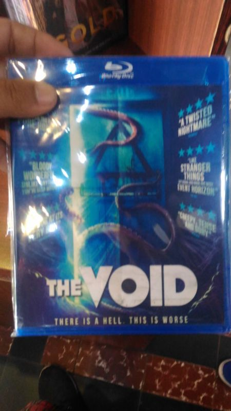 The Void Blu-Ray HD Picture Free Shipping