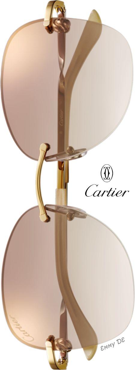 Emmy DE * Trinity de Cartier SS 2016 #sunglasses