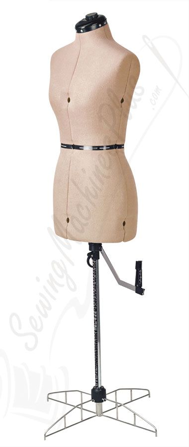 Janome Artistic Adjustable Dress Form - Small (DF400)
