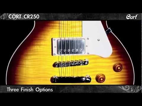 Cort Classic Rock Series- CR250- Single Cut Electric Guitar