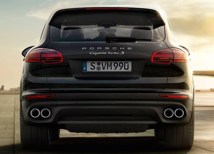 Porsche Cayenne S Platinum Edition Launched in India at INR 1 26