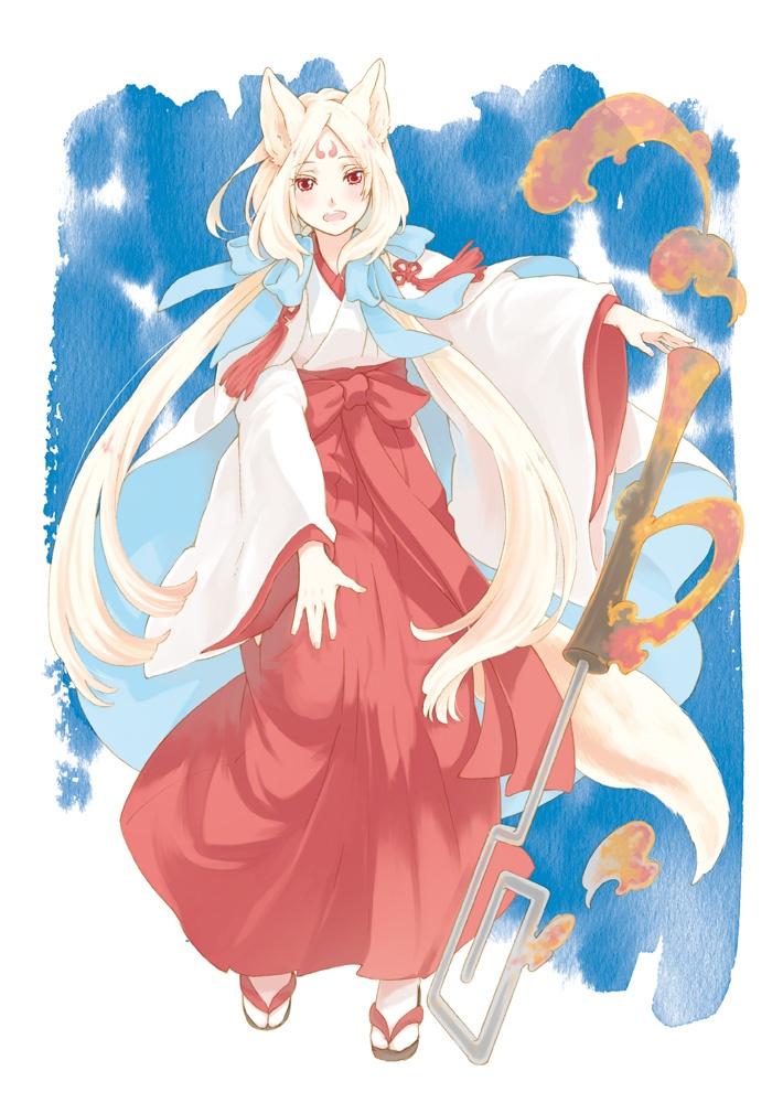 19 best Kitsune images on Pinterest | Anime art, Concept ...