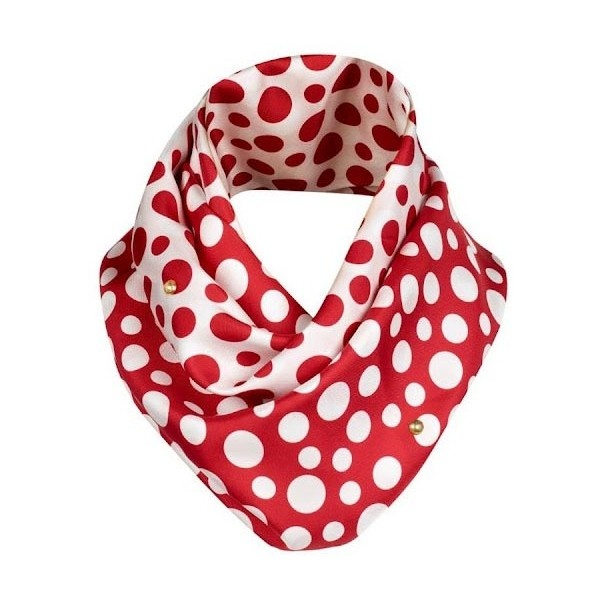 Yayoi Kusama for Louis Vuitton: Louis Vuitton, Polka Dots, Style, Yayoi Kusama, Beautiful Scarfs, St. Louis, Accessories, Polkadots