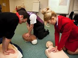 Flight Attendant Job Description - CPR Training