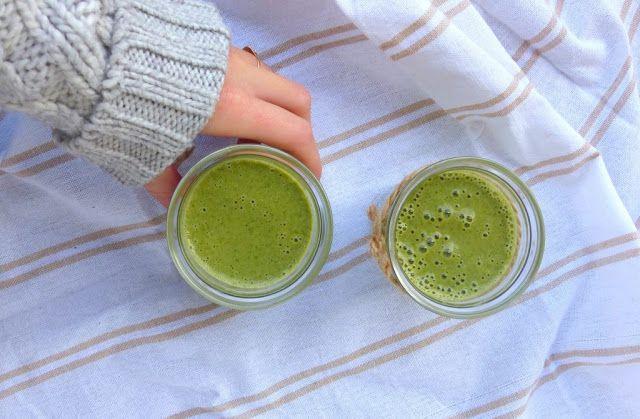 Tylko 3 składniki, szybko, smacznie, zdrowo i ... zielono