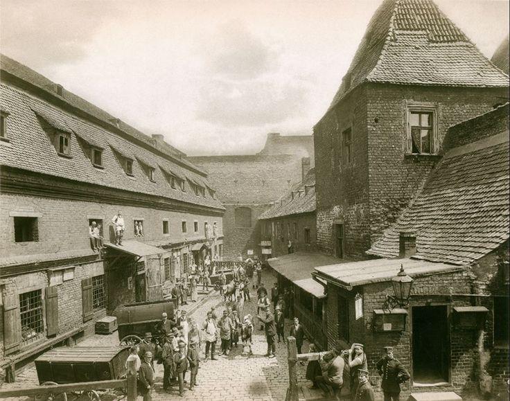 1893-1911, Stara Rzeźnia Miejska, ul. Nowy Świat we Wrocławiu