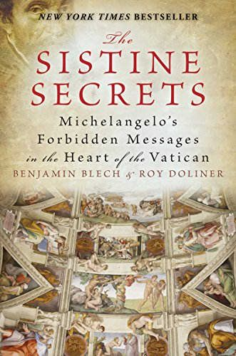 122 best ebooks online daily discounts images on pinterest brain the nook book ebook of the the sistine secrets michelangelos forbidden messages in the heart of the vatican by benjamin blech roy doliner fandeluxe Images