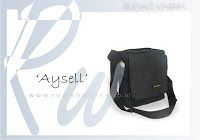 A 'mild' Aysell Aysell sling bag has very small dimensions, can only accommodate items ...