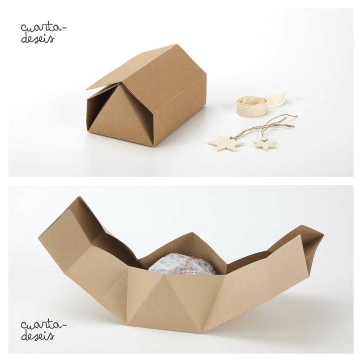 cuartadeseis: caja casita (origata)