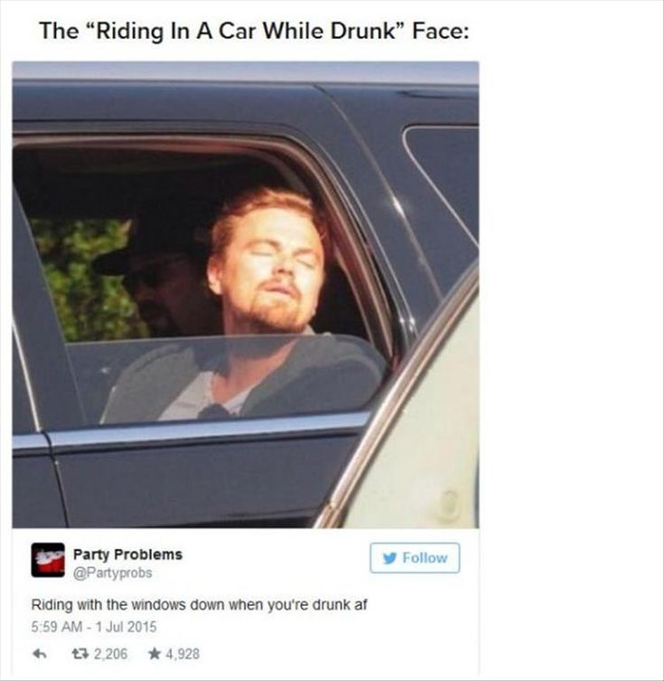 20 Funny Faces Of Drunk People