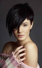 funShort Haircuts, Asymmetrical Haircuts, Hair Cut, Shorts Haircuts, Round Faces, Hair Style, Hairstyles Ideas, Funky Hairstyles, Shorts Hairstyles