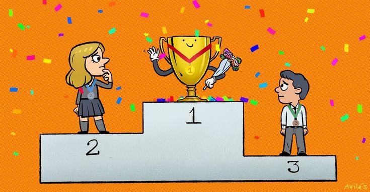 ¿Te preocupó que tu hijo/a no ganara un premio?