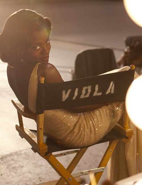 """""""They say, to serve is to love. I think to serve is to heal, too."""" — Viola Davis at Variety's 2014 Power of Women luncheon.  Viola Davis is Black Girl Magic.  Beautiful. Classic. Legend."""