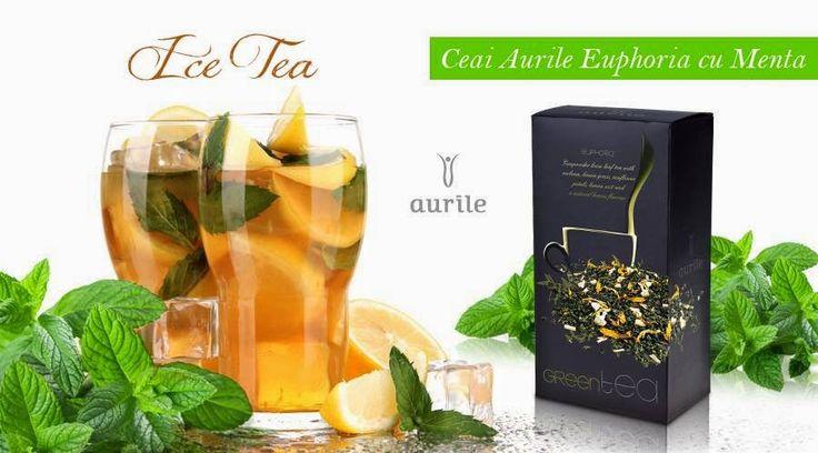Afacerea FM Group: Ice Tea Aurile