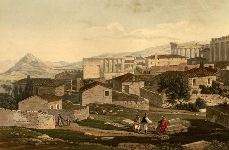 #Athens (Greece), 1821 (Osmanlı Dönemi #Atina, Yunanistan)