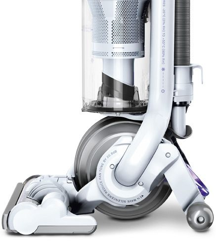 Limited edition DC24 Drawing Vacuum by Dyson. It's worth a 2nd mortgage.