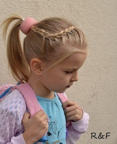 10 perces hajfonások kislányoknak | Retikül és fűszerdoboz