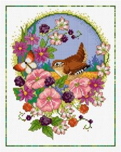 Buy Needlework and cross stitch charts online - by Lesley Teare