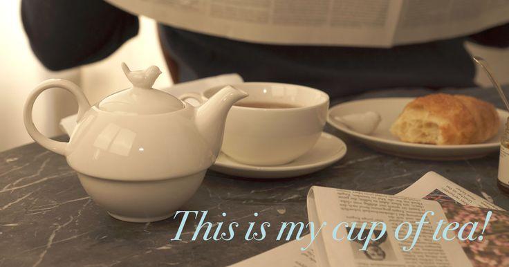 Warum muss man sich eigentlich immer auf eine Teesorte einigen ... der Graue Graf war eben kein Ostfriese! Einfach jedem seine Kanne und schon ist das Problem gelöst! Es genügt ja, sich beim Frühstück über den Kulturteil zu streiten, oder Sport ... oder Wirtschaft. Wahrscheinlich aber eher Vermischtes!  ... http://bit.ly/1qrLOy5 #CatchOfTheDay