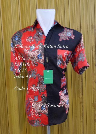 #kemeja #batik #sutra #online #pesanan #seragam #jahit terima pesanan kemeja batik halus desain Arif Susanto, harga jamin murah Rp.110.000 /pcs Call / Whatup +628122369878
