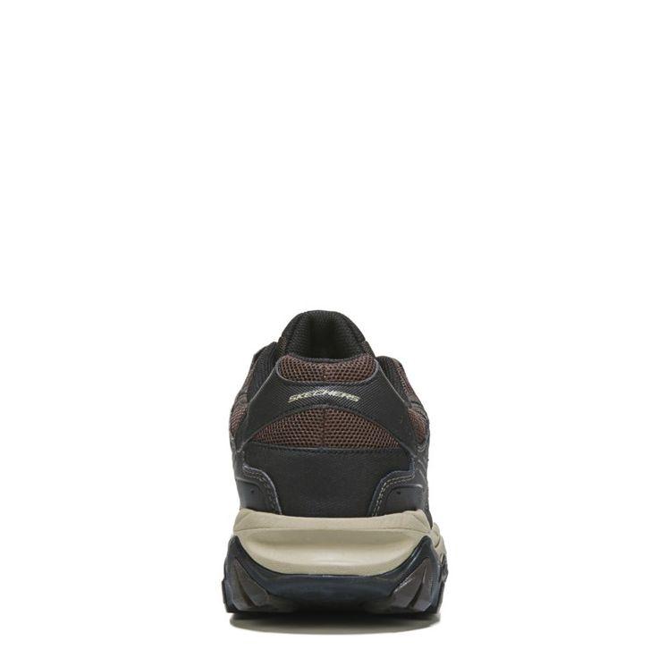 Skechers Men's Energy After Burn M-Fit Memory Foam Sneakers (Brown/Taupe) - 10.0 D