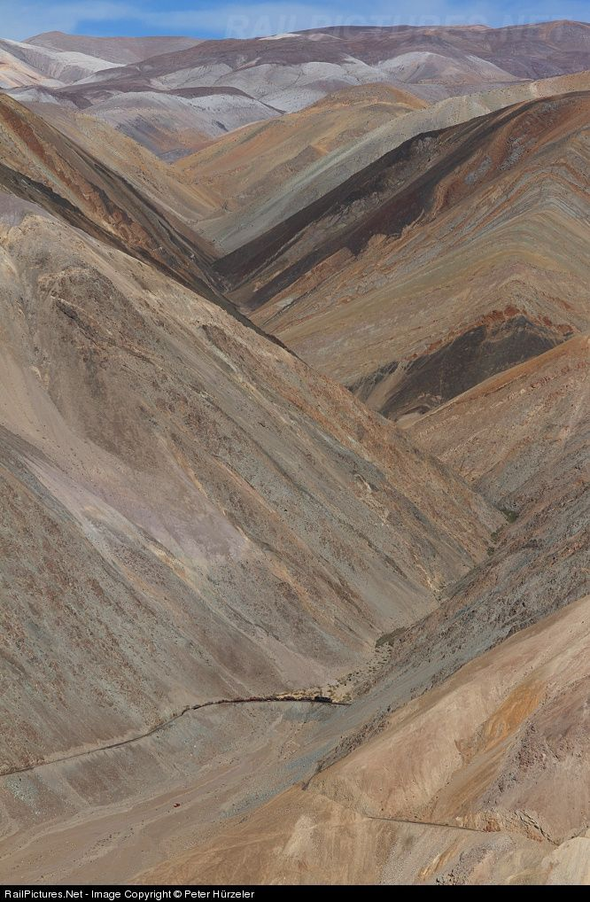 RailPictures.Net Photo: Codelco 94 Ferronor Chile G22CU at Diego de Almagro, Chile by Peter Hürzeler