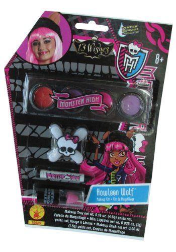 Monster High Howleen Wolf Makeup Kit Order at Promakeuptutor.com #discounts #makeup #makeupforever #promakeuptutor #makeupgeek #sale #sales  #shopping #shoppingonline